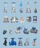Válvula de globo del ANSI Standrad del acero de molde con alta calidad