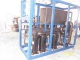 refrigerador de água de refrigeração água do rolo de 120kw 40HP no plástico