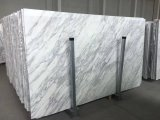 タイルおよび虚栄心の上のための熱い販売のCararraの白い大理石の大きい平板