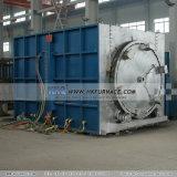 Horno de tambor rotatorio de la asación del Hez-Removedor