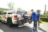 مؤخّرة جديد - يعلى فولاذ درّاجة ناريّة شركة نقل جويّ قدرة [450لبس-] 2017