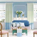 Занавес окна светомаскировки жаккарда синеля комнаты самомоднейшего типа живущий