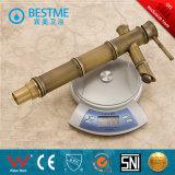 대나무 모양 중국 갑판에 의하여 거치되는 물동이 꼭지 믹서 (BM-A11005K)