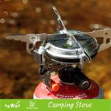 Butano de la estufa de gas acampar al aire libre Equipo estufa de camping