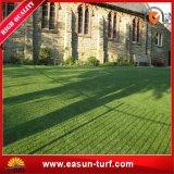 Трава дерновины ландшафта 4 PP PE цвета искусственная для сада
