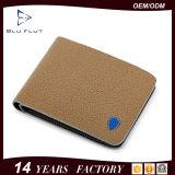 Factory Supply Trendy Real Leather Multi Card Cases Portefeuilles de poche pour hommes