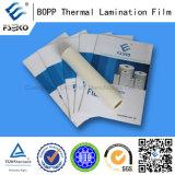 Migliore pellicola termica opaca della laminazione di prezzi BOPP, a prova d'umidità