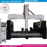 Simultáneo en 5 ejes CNC talla de madera de la máquina Multi jefe CNC de 4 ejes de la máquina Multi jefe CNC Router Multi husillo CNC Router Multi jefe 5 ejes CNC de la máquina 4 6 8 10