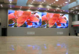 P4 farbenreiche örtlich festgelegte HD LED-Innenbildschirmanzeige