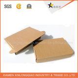 Rectángulo de empaquetado de la cartulina de la fábrica de la camiseta de encargo de lujo del papel con el cajón