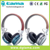 Casque Bluetooth Casque stéréo sans fil Support Carte SD Radio FM