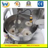 De automatische Machine van de Verpakking van de Blaar van de Shampoo van de Ketchup van de Jam van de Honing van de Stroop Vloeibare