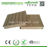 Material composto plástico de madeira do Decking da plataforma