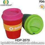10oz Mok van de Koffie van de Reis van BPA de Vrije (hdp-2070)