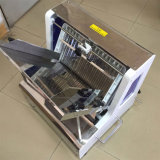Equipo de la máquina de cortar del pan de la tapa de vector de la cortadora del pan de la máquina de la máquina de cortar de la panadería