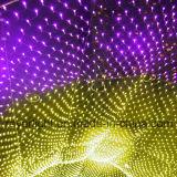 1,5 * 1,5 m LED luces netas Festival de Navidad para decoración de vacaciones