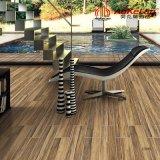 Carrelage en céramique en bois rustique de qualité