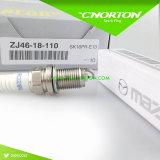 Свеча зажигания иридия автозапчастей высокого качества для Mazda Zj46-18-110 Sk16pr-E13