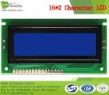 modulo del carattere LCM di 16X2 Stn, MCU 8bit, lampadina blu, video della PANNOCCHIA LCM