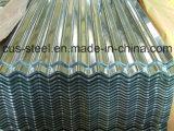 Цинк регулярно блесточки горячий окунутый гальванизированный настилая крышу плита стального листа