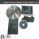 Motor del obturador del rodillo de la bobina del cobre de AC380V para la puerta del balanceo