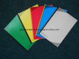 PVC結合カバーのための熱い販売のプラスチックPVC A4シート