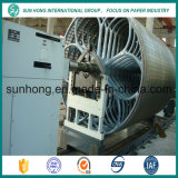 China gab Edelstahl-Zylinder-Form für Papiermaschinerie an
