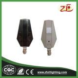 Уличный свет датчика движения цены по прейскуранту завода-изготовителя 30W интегрированный солнечный