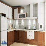 Cozinha do lustro de Hight do projeto moderno de Pólo