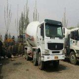 6*4 gebildet Mischer-dem LKW in des China-Aufbau-Maschinerie-Geräten-HOWO in der guten Arbeitsbedingung