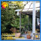 Éclairage extérieur de 4-12W DEL de mouvement de détecteur de rue solaire durable de jardin