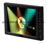 Монитор сенсорного экрана VGA LCD 8 дюймов