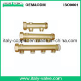 El latón modificado para requisitos particulares de la calidad forjó el múltiple (IC1007B)