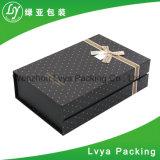 Kleiner Packagings Papierluxuxkasten mit Firmennamen Customcompany