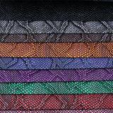 Cuir artificiel de PVC d'unité centrale de première qualité de la vente 2017 pour le sac à main de sac (W252)