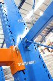 China-Fabrik-Lieferanten-vorgewählte doppelte seitliche freitragende Zahnstange