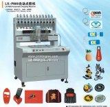 Máquina plástica do gotejamento do USB do PVC da elevada precisão com os 12 Drippers da cor