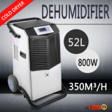 """""""absorber"""" de ruído das rodas do secador 2 da parede do quarto do desumidificador do ar 52L baixo"""