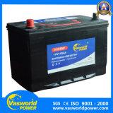 Batterij van de Auto JIS van N165mf 12V165ah de Standaard
