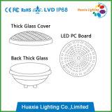 Luz de la piscina de la fábrica IP68 LED de China Shenzhen con el lugar
