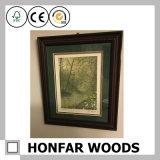 Рамка фотоего подземелья человека деревянная для украшения искусствоа стены