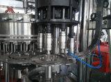 Machines de mise en bouteilles automatiques personnalisées par constructeur de l'eau de seltz 3 in-1