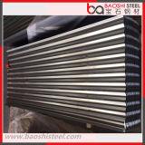 Hoja de acero galvanizada metal para la hoja del material para techos