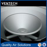 Отражетель Ruond, алюминиевый Spout шарика для кондиционирования воздуха, отражетеля сопла двигателя (JD-VA)