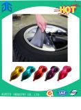Peinture en caoutchouc à haute résistance à la chaleur pour l'utilisation de la voiture