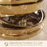 De hete Belangrijkste van het Glas van de Verkoop Marmeren Gouden Lijst van het Huwelijk
