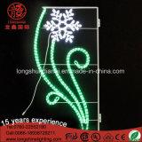 LED 220V는 크리스마스를 위한 주제 제 2 거리 요전같은 점화를 방수 처리한다