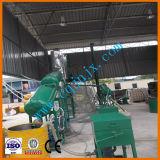 Машина Decolor черного смазочного минерального масла, рафинадный завод автотракторного масла к тепловозному топливу