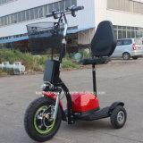 """E-""""trotinette"""" elétrico da mobilidade da motocicleta do motor do cubo de rodas 500W 3"""