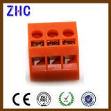 Пластичный блок контакта PCB медный терминальный для трансформатора
